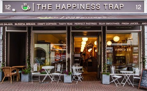 A photo of The Happiness Trap
