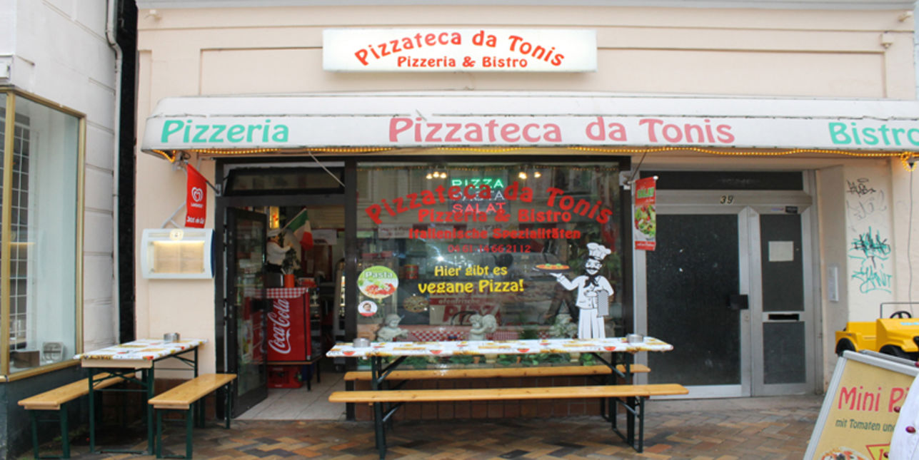 A photo of Pizzateca da Tonis