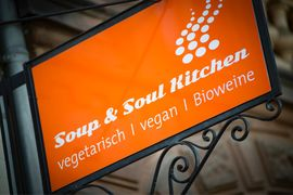 A photo of Soup & Soul Kitchen