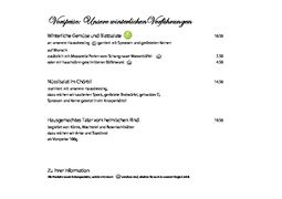 A menu of Kemmeriboden-Bad