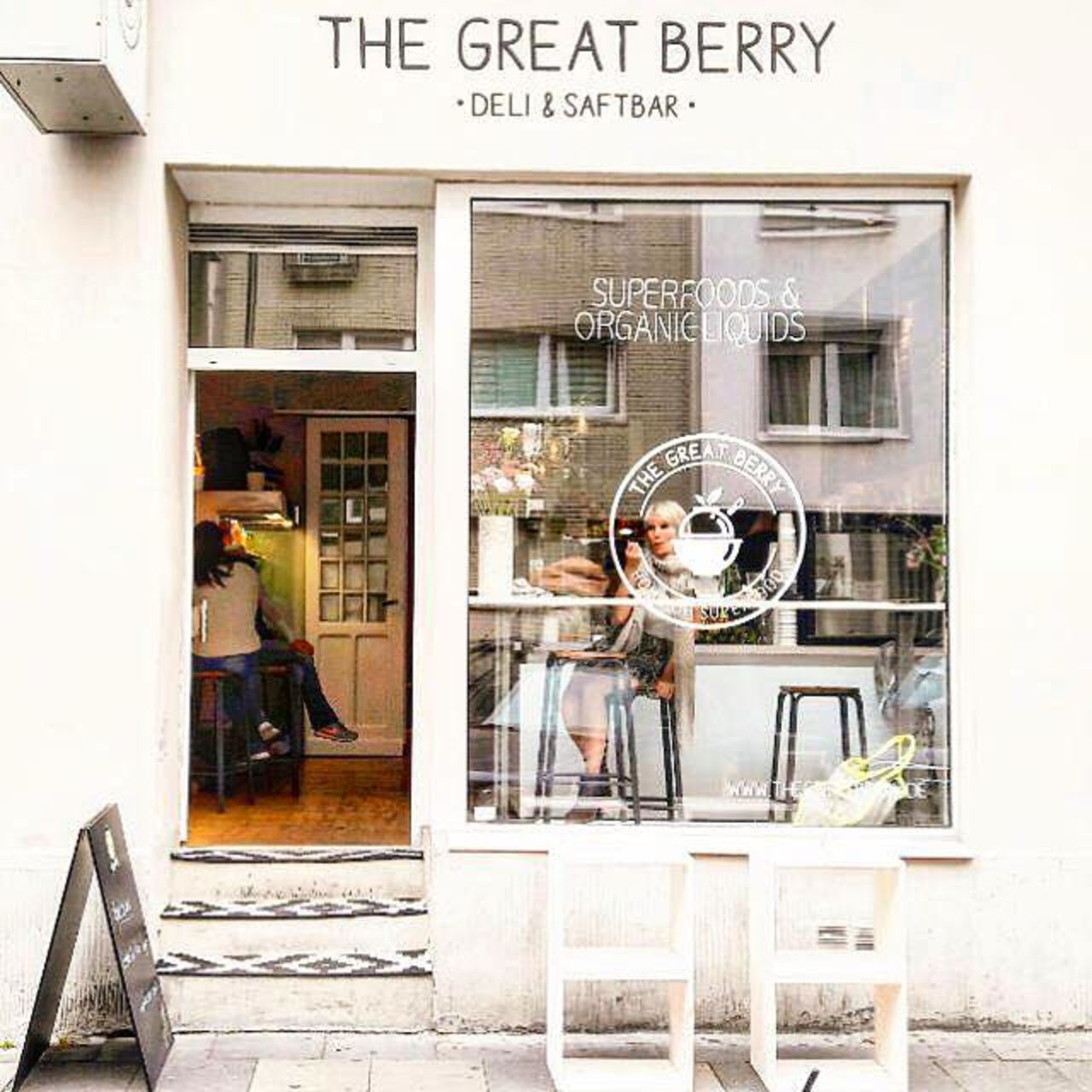 A photo of The Great Berry