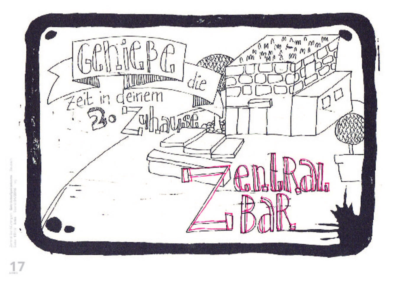 A photo of Zentral Bar