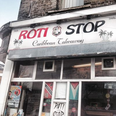 A photo of Roti Stop