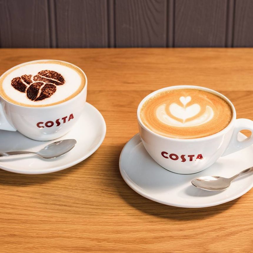Costa Coffee - St Mary Street
