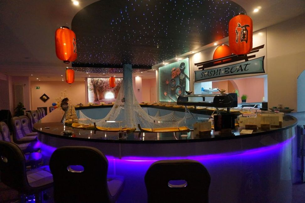 A photo of Sushi Boat