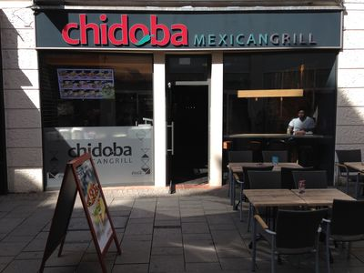 A photo of Chidoba