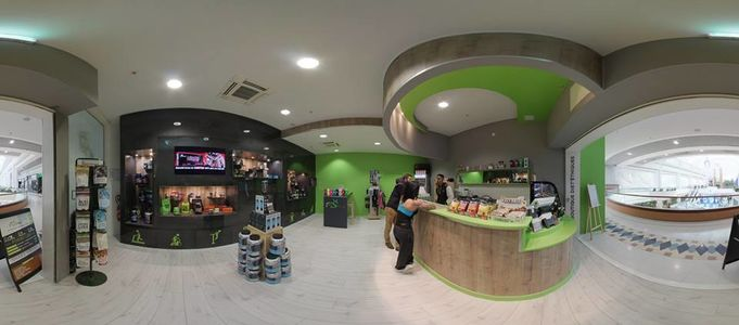 A photo of FD Shop Fitness Café