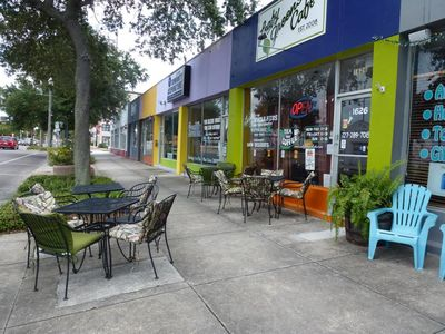 A photo of Leafy Greens Cafe