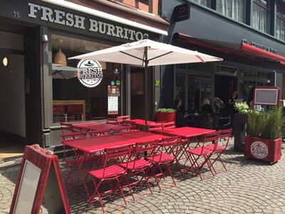 A photo of Fresh Burritos Strasbourg
