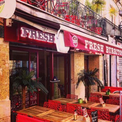 A photo of Fresh Burritos Bordeaux