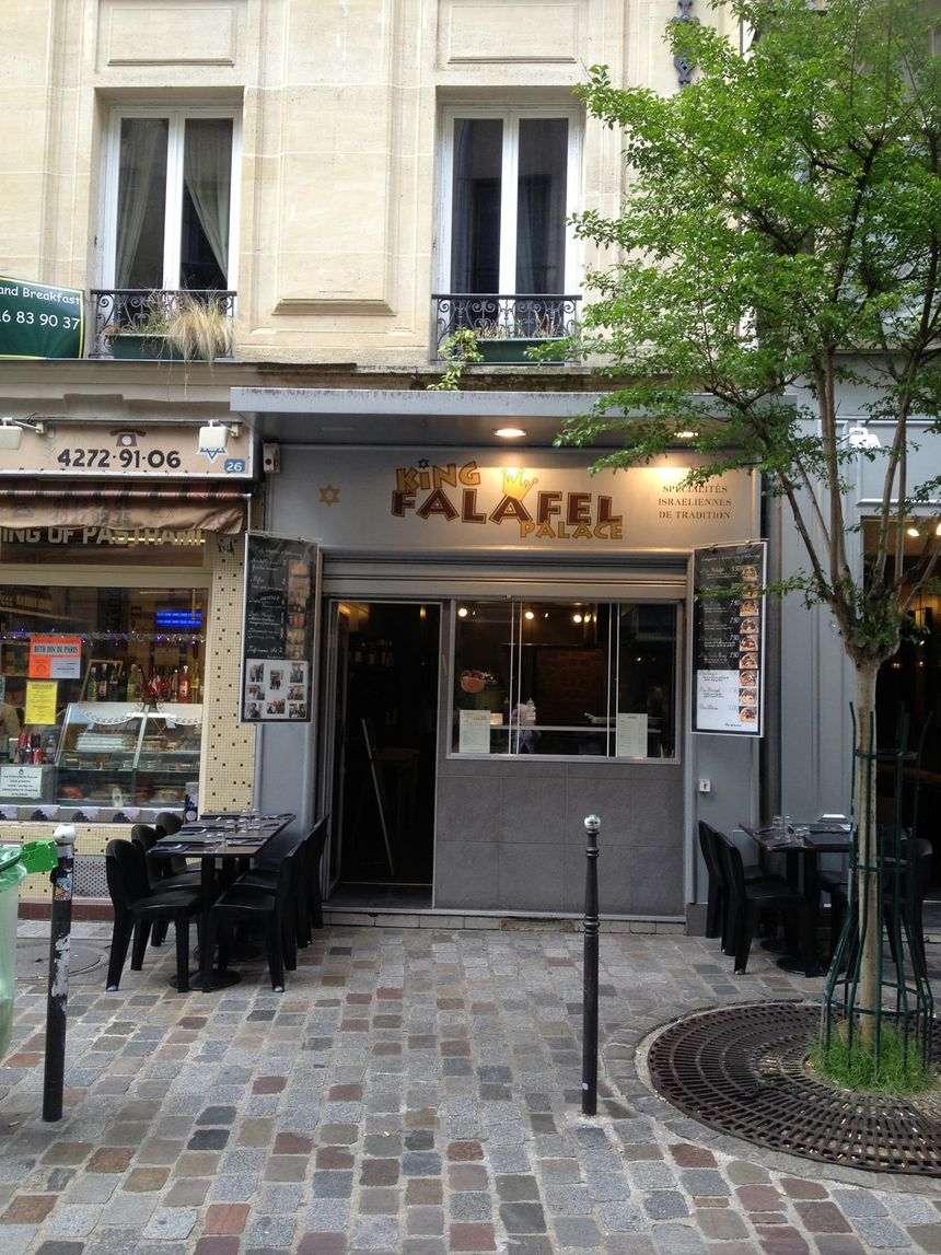 King Falafel Palace