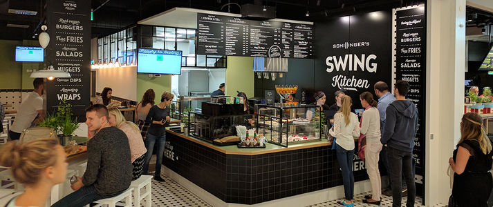 A photo of Swing Kitchen