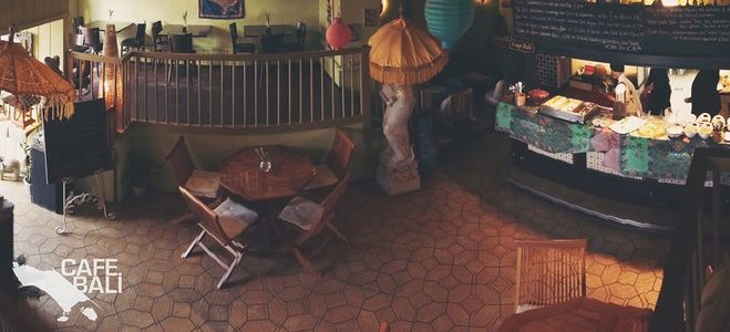 A photo of Cafe Bali