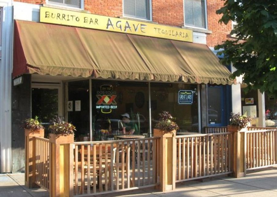Agave Burrito Bar and Tequilaria
