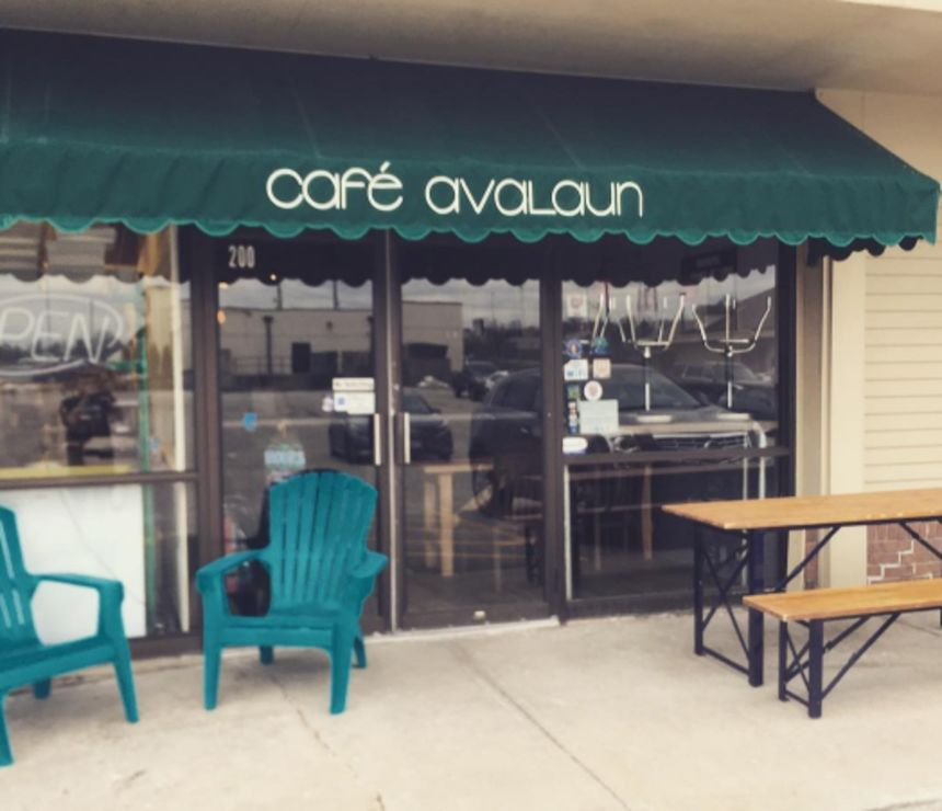 A photo of Café Avalaun