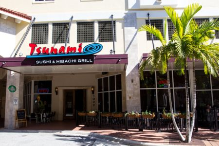 A photo of Tsunami Sushi & Hibachi Grill