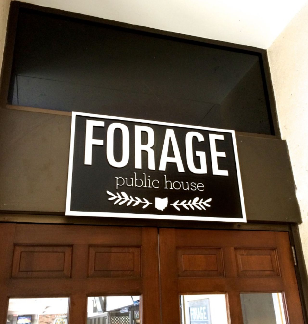 A photo of Forage Public House