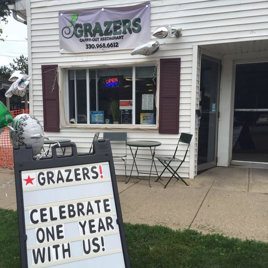 A photo of Grazers