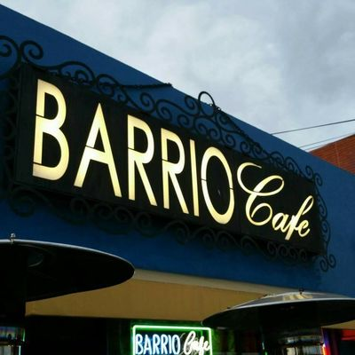 A photo of Barrio Café