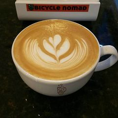 A photo of Bicycle Nomad Café