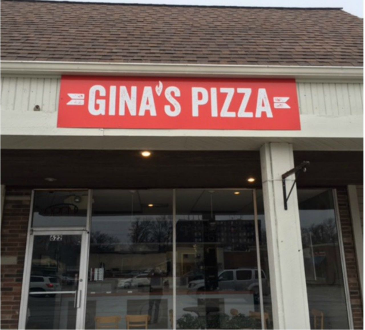 A photo of Gina's Pizza