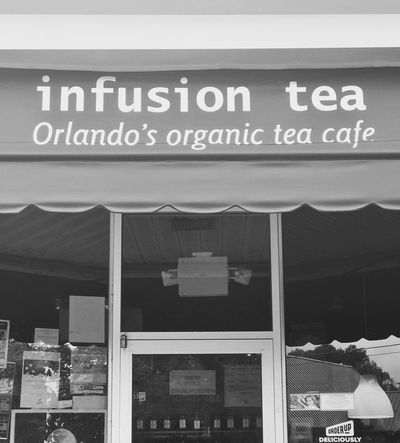 A photo of Infusion Tea