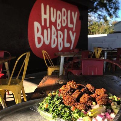 A photo of Hubbly Bubbly Falafel Shop, College Park