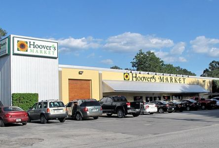 A photo of Hoover's Market, Cafe & Juice Bar
