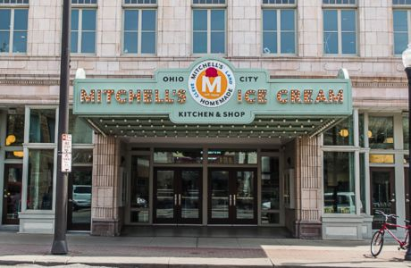 A photo of Mitchell's Homemade Ice Cream, Ohio City