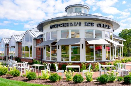 A photo of Mitchell's Handmade Ice Cream