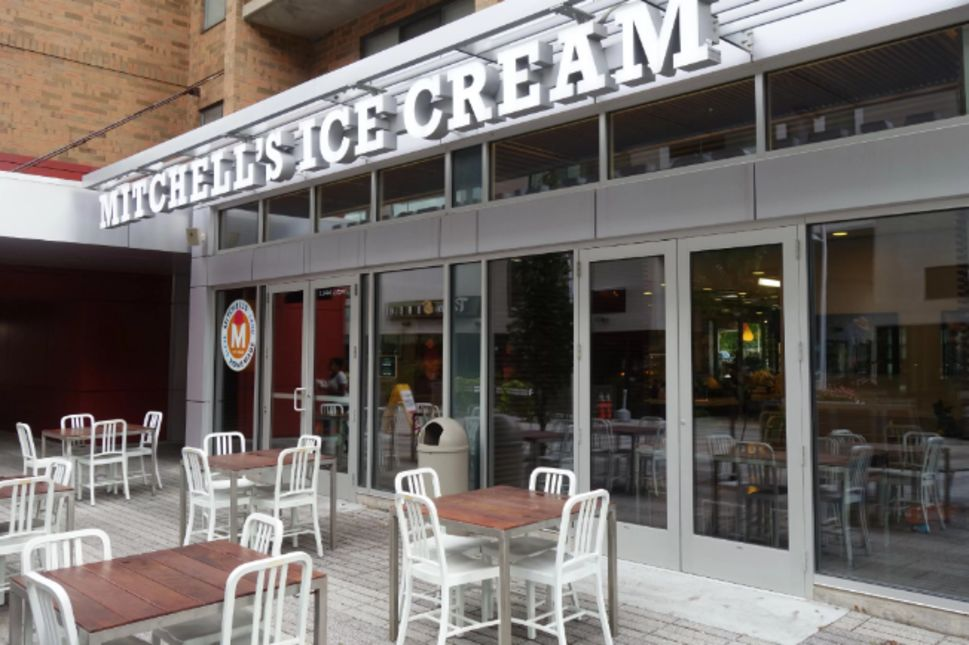 Mitchell's Homemade Ice Cream, Uptown Cleveland