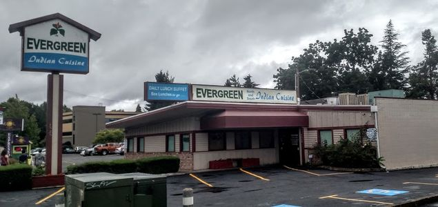 A photo of Evergreen Indian Restaurant