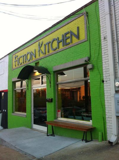 A photo of Fiction Kitchen
