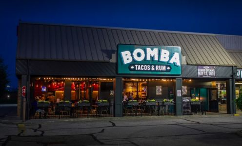 A photo of Bomba Tacos and Rum