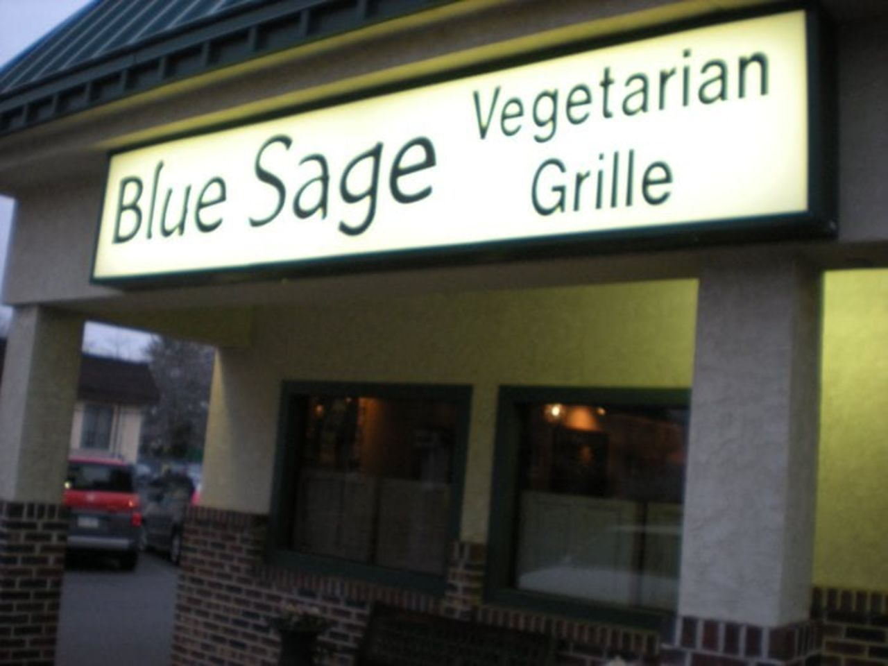 A photo of Blue Sage Vegetarian Grille