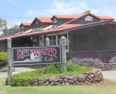 A photo of Redwater Café