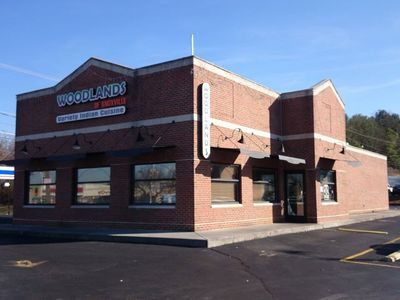 A photo of Woodlands Indian Restaurant
