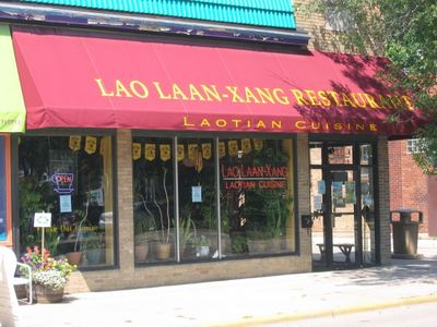 A photo of Lao-Laan Xang, Atwood
