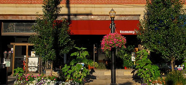 A photo of Tommy's