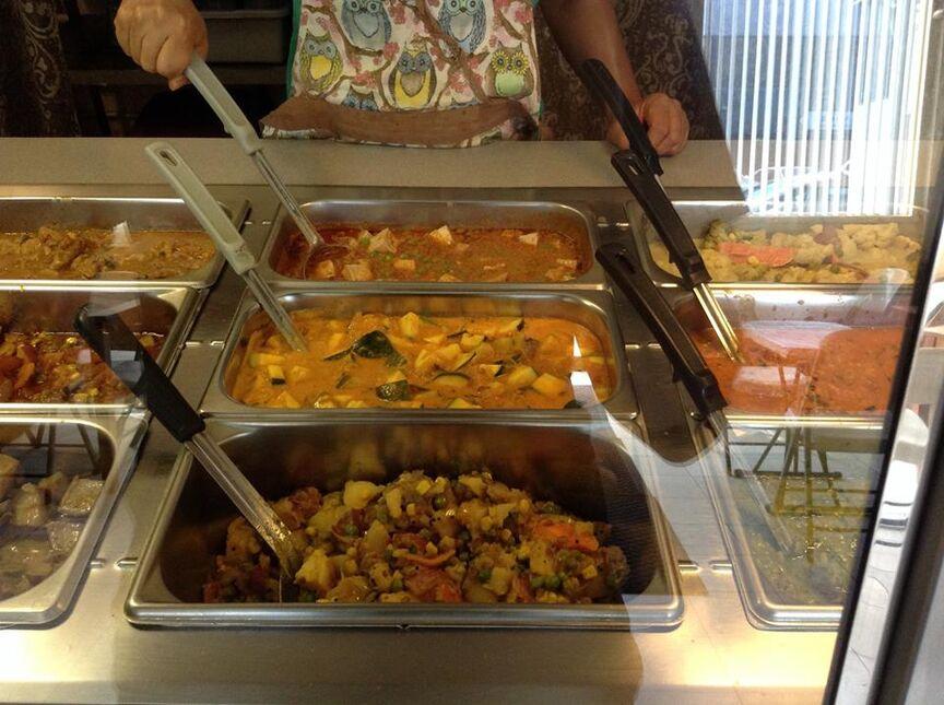 India Bazaar Madras Curry, Honolulu