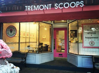 A photo of Tremont Scoops