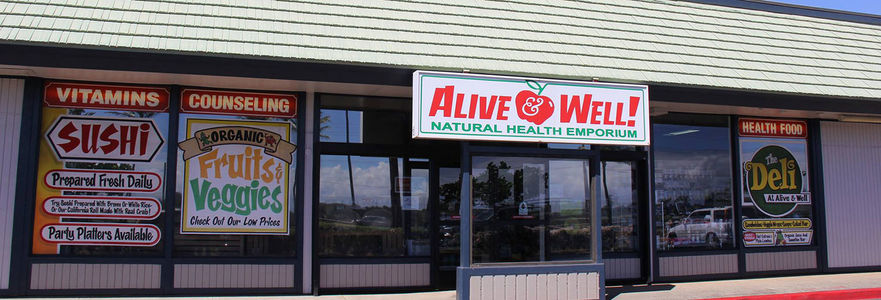 A photo of Alive & Well