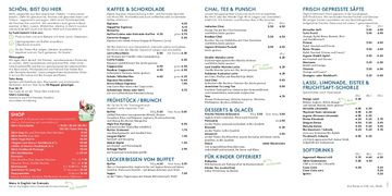A menu of tibits, Bahnhof