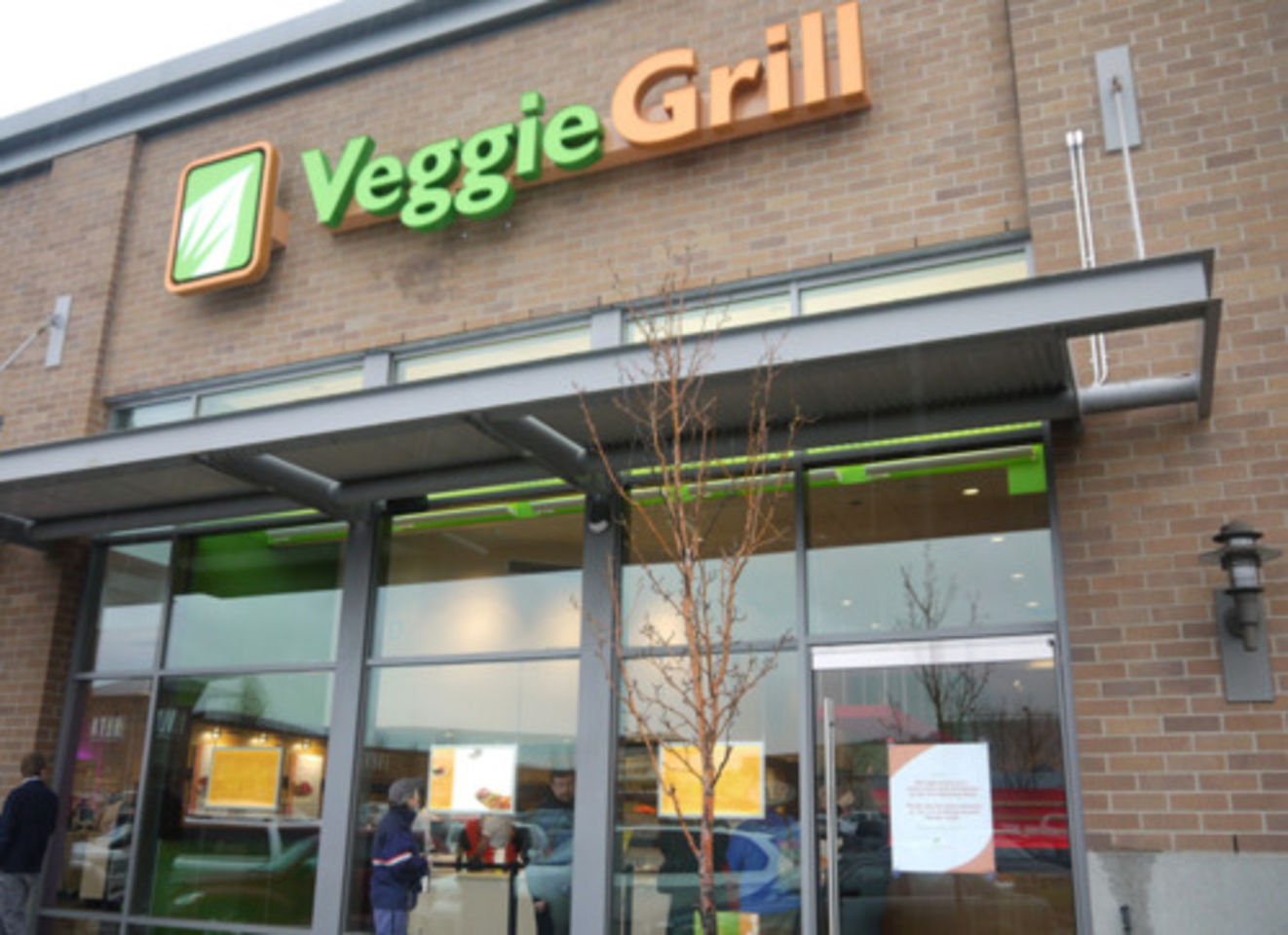 A photo of Veggie Grill
