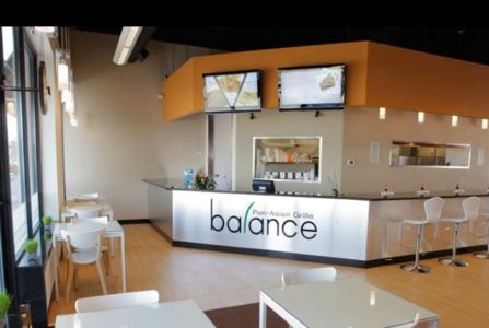 A photo of Balance Grille