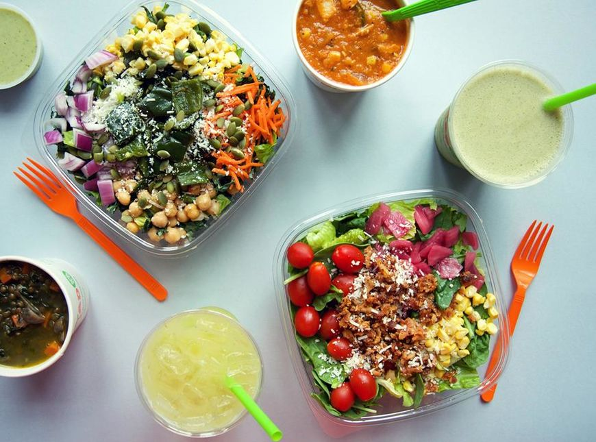 Salad and Go