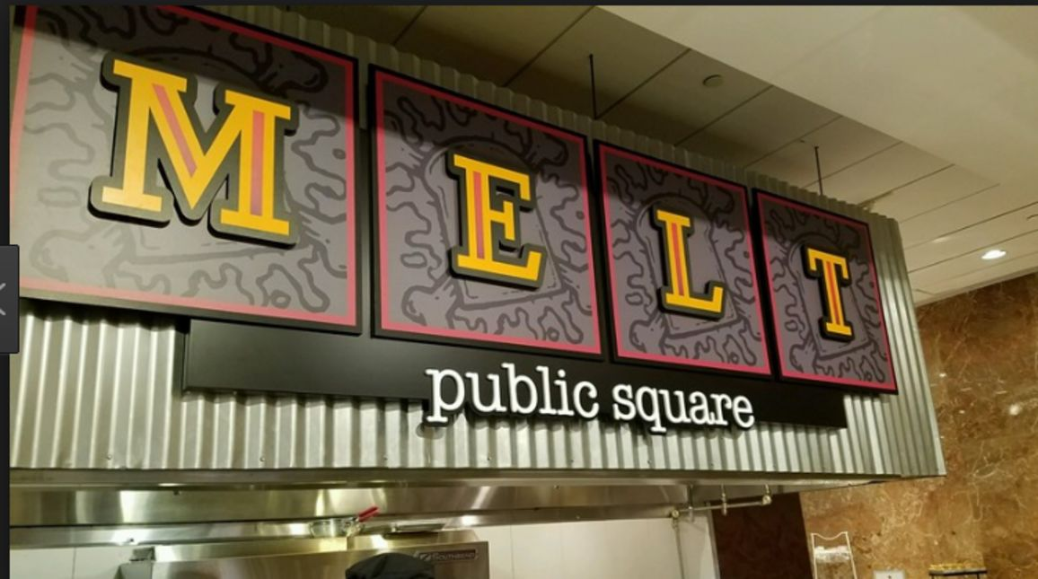 A photo of Melt, Public Square