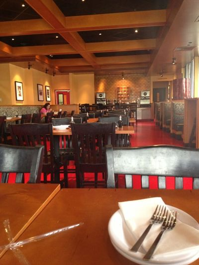 A photo of Pei Wei, N Germantown Parkway