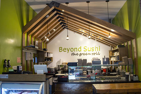 A photo of Beyond Sushi, Union Square