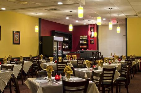 A photo of Swad Indian Restaurant